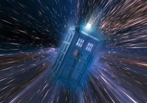 Tardis-in-Space